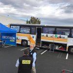Le bus de la prévention de la sécurité routière