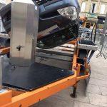 Atelier voiture tonneau